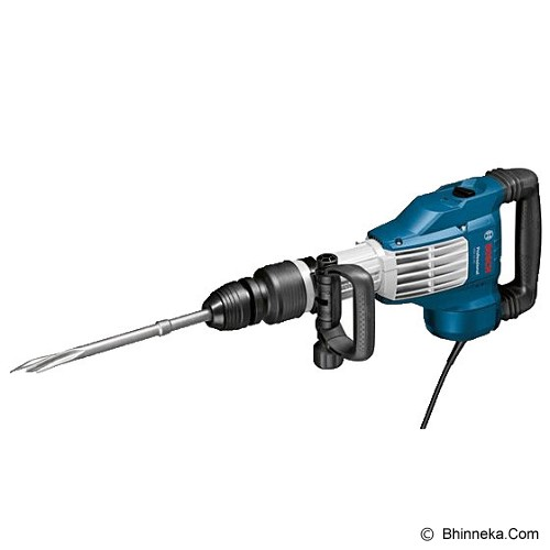 BOSCH Demolition Hammer with SDS-Max [GSH 11 VC] - Bor Mesin